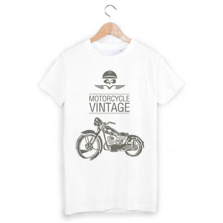 T-Shirt moto ref 841