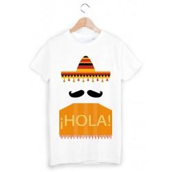 T-Shirt hola ref 842