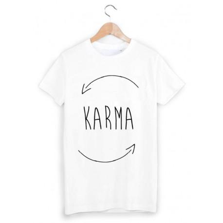 T-Shirt karma ref 844