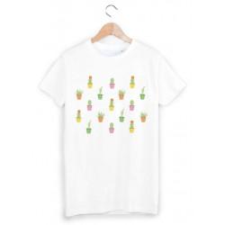 T-Shirt cactus ref 870