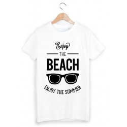 T-Shirt beach ref 876