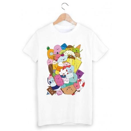 T-Shirt cartoons ref 885