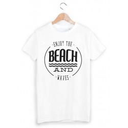 T-Shirt beach ref 879