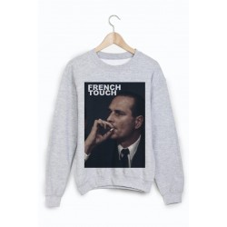 Sweat-Shirt Jacques Chirac french touch ref 617
