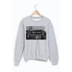 Sweat-Shirt Jacques Chirac french touch ref 817