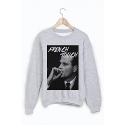 Sweat-Shirt Jacques Chirac french touch ref 818
