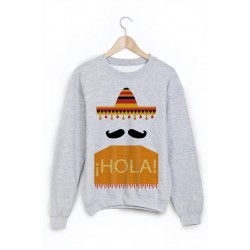 Sweat-Shirt mexicain ref 842