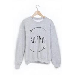 Sweat-Shirt karma ref 844
