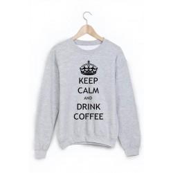 Sweat-Shirt keep calm ref 845
