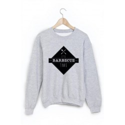 Sweat-Shirt barbec ref 846
