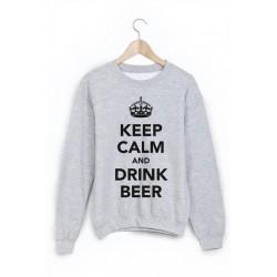 Sweat-Shirt keep calm ref 855
