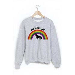 Sweat-Shirt licorne ref 863
