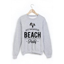Sweat-Shirt beach party ref 877