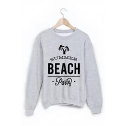 Sweat-Shirt beach party ref 877
