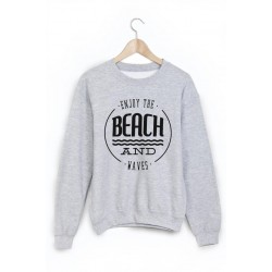 Sweat-Shirt beach ref 879