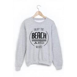 Sweat-Shirt beach ref 879