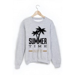 Sweat-Shirt summer time ref 880