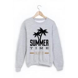 Sweat-Shirt summer time ref 880