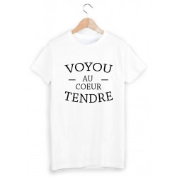 T-Shirt voyou au coeur tendre ref 1340