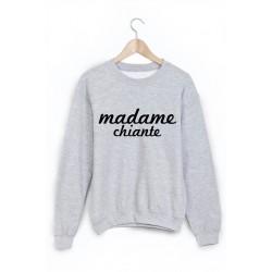 Sweat-Shirt madame chiante ref 1031