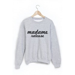 Sweat-Shirt madame raleuse ref 1032