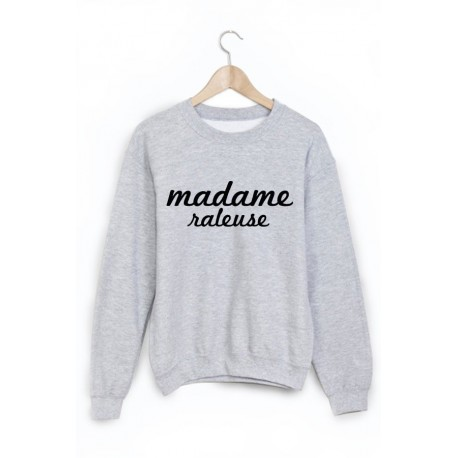 Sweat-Shirt madame raleuse ref 1032