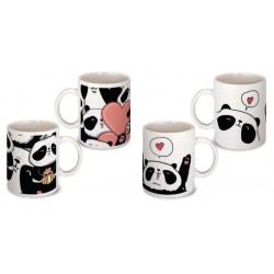 Lot de 2 Mugs panda