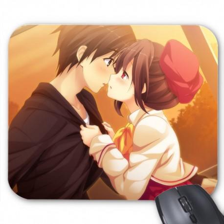 Tapis De Souris Manga Love