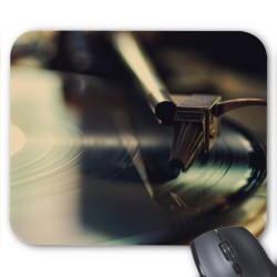 Tapis de souris Disque vinyl réf 3612