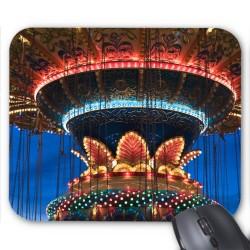 Tapis de souris Manège couleurs réf 3639