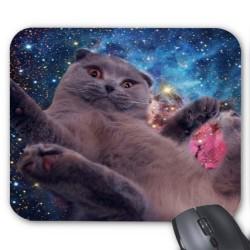 Tapis de souris Chat dans l'espace réf 3651