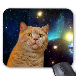 Tapis de souris Chat dans l'espace réf 3652