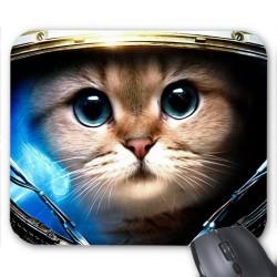 Tapis de souris Chat cosmonaute réf 3654