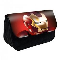 Trousse à Crayons Iron man ref 506
