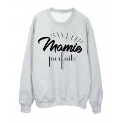 Sweat-Shirt FETE DES GRANDS MERES MAMIE PARFAITE