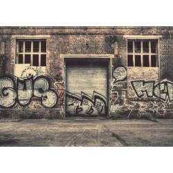 Stickers Autocollants ordinateur portable PC Street art tags graffitis réf 351
