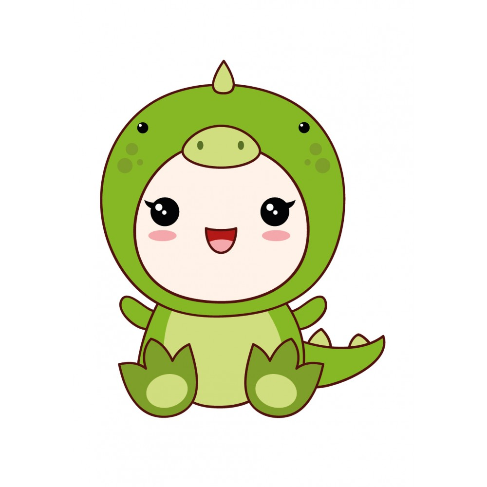 Stickers Autocollants Enfant D Co B B Manga Crocodile