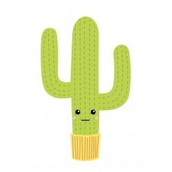 Stickers Autocollants enfant déco Cactus design ref 473