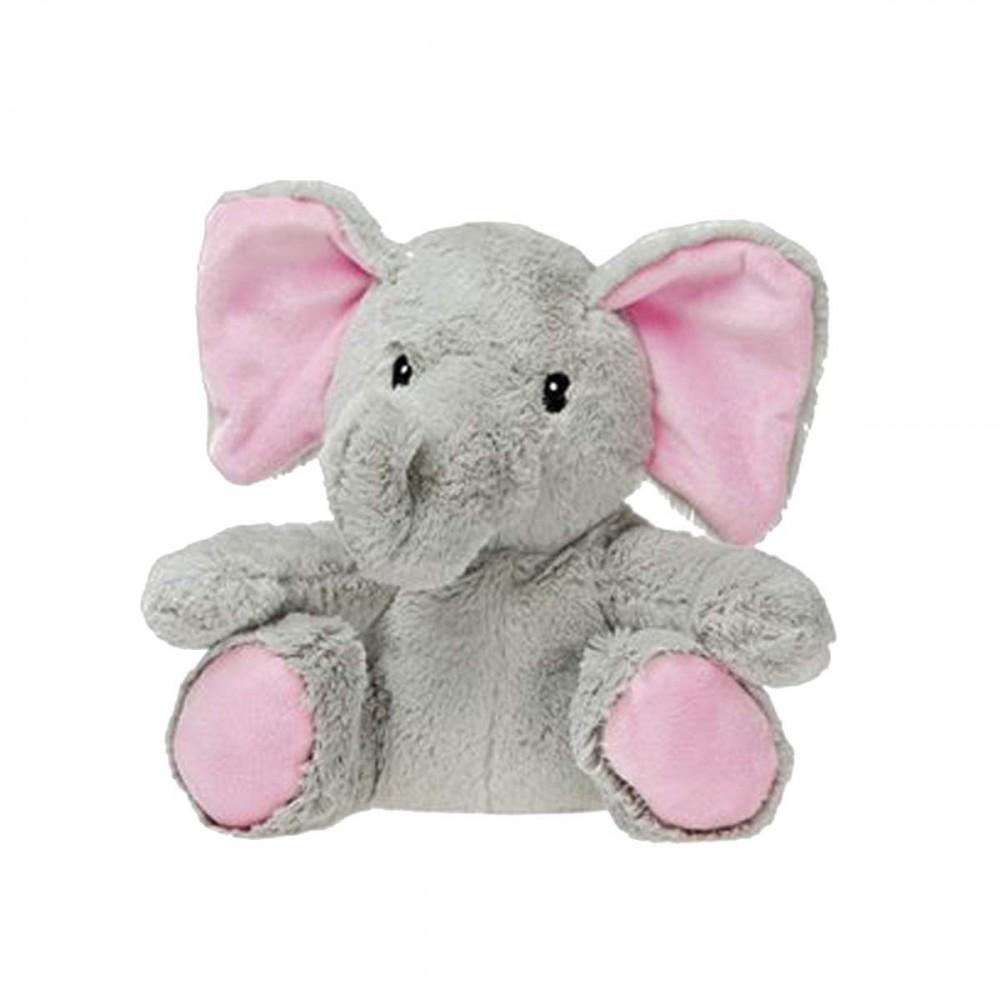 Bouillotte Peluche ELEPHANT Pelucho fabriquée en France