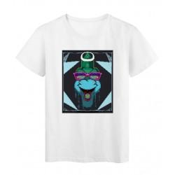 T-Shirt Pixel art Denver Série limitée qualité supérieur