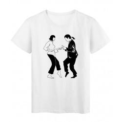 T-Shirt Film Pulp.F Artiste Nudges Série limitée qualité supérieur