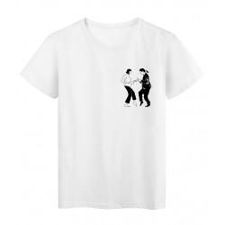 T-Shirt Film Pulp.F Artiste Nudges Série limitée qualité supérieur ref 2489