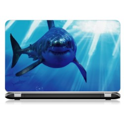 Stickers Autocollants ordinateur portable PC requin