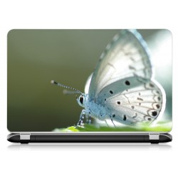 Stickers Autocollants ordinateur portable PC papillon