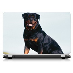 Stickers Autocollants ordinateur portable PC chien