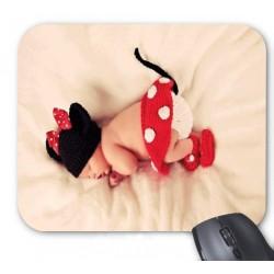 Tapis de souris personnalisé bébé