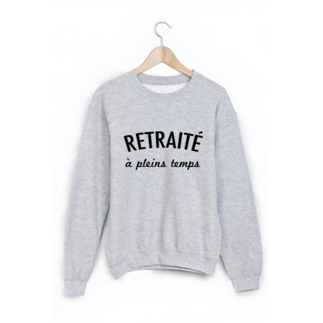 Sweat-Shirt retraité ref 1617