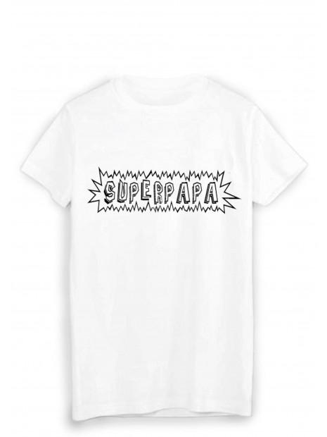 T-Shirt supermaman ref 1205