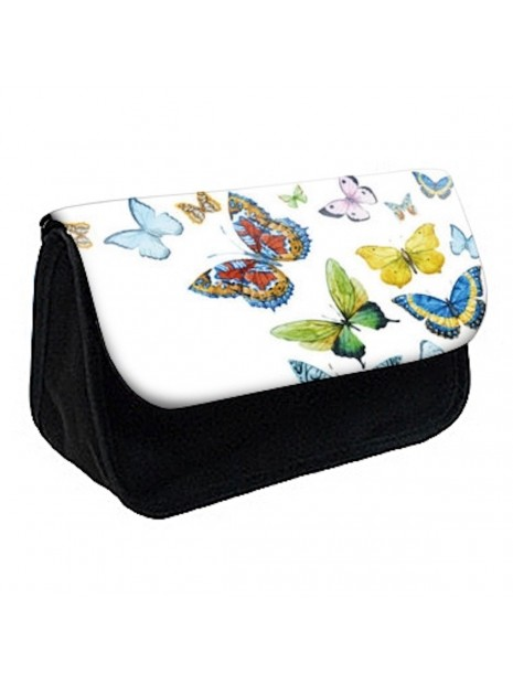 Trousse à Crayons Papillons réf 470