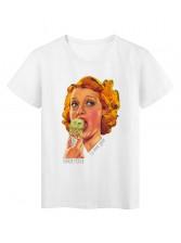 T-Shirt Collage d'élia vintage glace Série limitée qualité supérieur